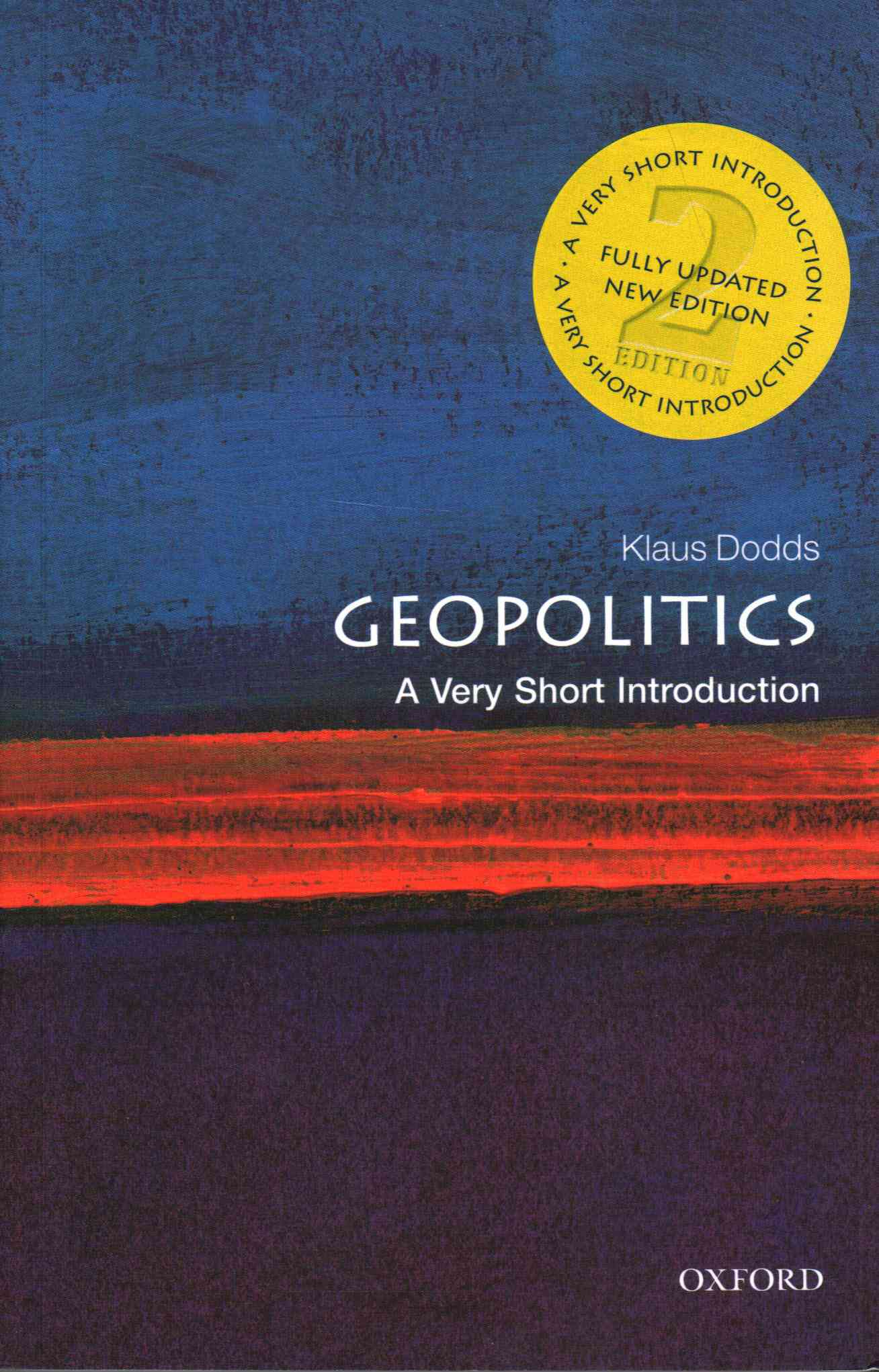 Geopolitics By Dodds, Klaus